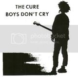 cure boys dont cry bw